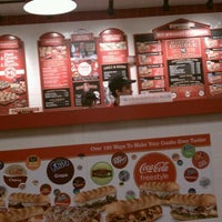 Photo taken at Firehouse Subs by Sean S. on 3/16/2012