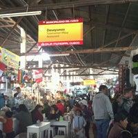 Photo taken at Mercado De Cusco Jugos by Brayan C. on 7/30/2012