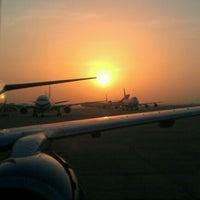 Photo taken at Mallam Aminu Kano Airport (KAN) by Ajay G. on 3/14/2012