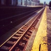 Photo taken at MTA Subway - Astoria Blvd/Hoyt Ave (N/W) by Aron H. on 5/17/2012