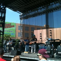 Photo taken at 80/35 Music Festival by Eric K. on 7/7/2012