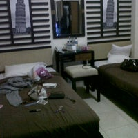 Photo taken at S-Chott Hotel by rianty r. on 2/28/2012