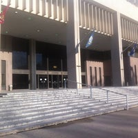 Photo taken at Baltimore County Courts Building by Sarah W. on 4/2/2012