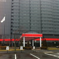Photo taken at Teaneck Marriott at Glenpointe by Rahul B. on 3/6/2012