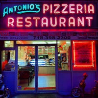 Photo taken at Antonio's Pizzeria by Michael M. on 2/26/2012
