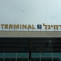 Photo taken at Terminal 1 by Thea A. on 5/3/2012
