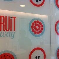 Photo taken at Fruit Away by Olga P. on 6/23/2012