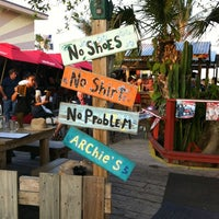 Photo taken at Archie's Seabreeze by Claudia M. on 4/13/2012