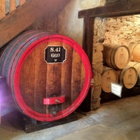 Photo taken at Wollersheim Winery by Mike W. on 8/29/2012