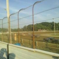 Photo taken at Raceway 7 by Tony B. on 7/6/2012