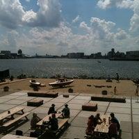 Foto scattata a Pllek da D S. il 7/7/2012