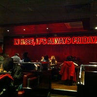 Photo taken at T.G.I. Friday's by Luca F. on 7/13/2012