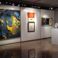 Снимок сделан в Новый музей пользователем Asia C. 2/25/2012