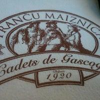 Снимок сделан в Cadets de Gascogne пользователем Mihail F. 2/21/2012