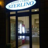 Photo taken at Pasticceria Sterlino by Tzvetanka Sara P. on 5/9/2012