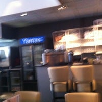 Photo taken at Yamas food & drinks by René v. on 7/17/2012