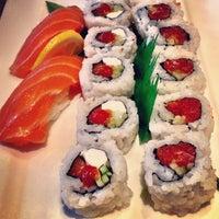 Photo taken at Yama Sushi by Monty . on 3/23/2012