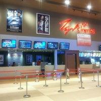 Photo taken at TGV Cinemas by Azuan A. on 5/10/2012