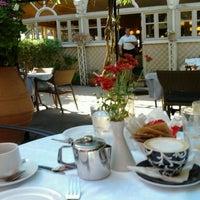 Photo taken at Bella Venezia Hotel Corfu by The Merchant's House B&B O. on 7/12/2012