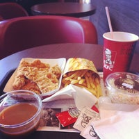 Photo taken at Kentucky Fried Chicken by Joey M. on 8/25/2012