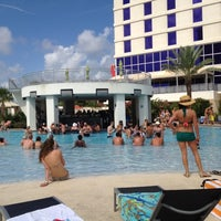 Photo taken at Hard Rock Pool by Tanner D. on 6/17/2012