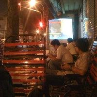 Photo taken at Cà phê Trung Nguyên 301 by Nghia T. on 6/13/2012