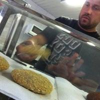 Photo taken at Ponto do Pastel by FABIO J. on 2/14/2012