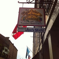 Photo taken at The New Orleans School of Cooking by Liz H. on 7/14/2012
