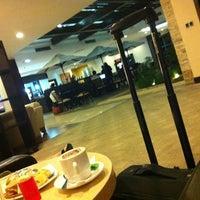 Photo taken at Sala VIP by Lorena B. on 5/9/2012