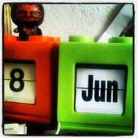 Photo taken at Yo Reinare Tienda Vintage by Blas Felipe T. on 6/8/2012