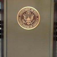 Photo taken at U.S State Department by Darko S. on 4/26/2012