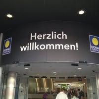 Photo taken at Donauzentrum by Martin O. on 4/30/2012