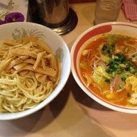 Photo taken at みの麺多 by Yoshihiro o. on 3/2/2012