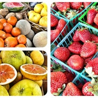 Photo taken at Gables Farmers Market by Gables Maven on 2/4/2012