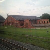Photo taken at Amtrak - Martinsburg Station (MRB) by Simon T. on 8/14/2012