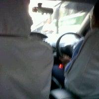 Photo taken at Taksi Express by Tritia Asti H. on 2/18/2012