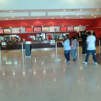 Photo taken at Cinemex by JOLUMO on 4/26/2012