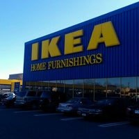 Photo taken at IKEA Long Island by Yelena on 4/4/2012