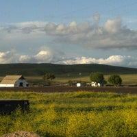 Photo taken at San Ardo Oil Field by Tony N. on 4/15/2012
