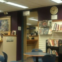 Photo taken at Ames Public Library by Sicily C. on 4/5/2012