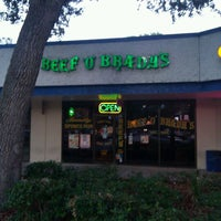 Photo taken at Beef O' Brady's by josh s. on 2/15/2012