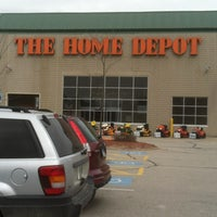 Photo taken at The Home Depot by Matt C. on 3/31/2012