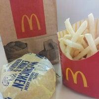 Photo taken at McDonald's by Sook Hui Y. on 9/6/2012