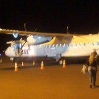 Photo taken at Aeroporto de Dourados (DOU) by Martinelli J. on 7/23/2012