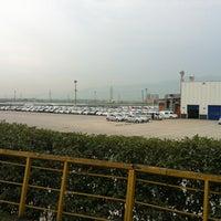 Photo taken at Hyundai Assan Otomotiv San. ve Tic. A.Ş. by Ertuğrul A. on 5/4/2012