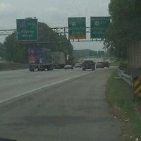Photo taken at I-285 by Alneka W. on 4/27/2012