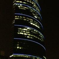 Photo taken at Torre Mayor by Juan Carlos O. on 3/19/2012