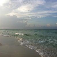 Photo taken at Destin Beach by Tom W. on 7/28/2012