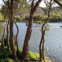 Photo taken at Las Cañadas by Rodrigo on 8/28/2012