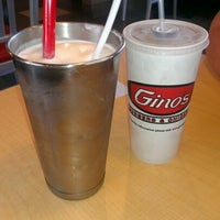 Photo taken at Gino's Burgers & Chicken by Jesse C. on 7/7/2012